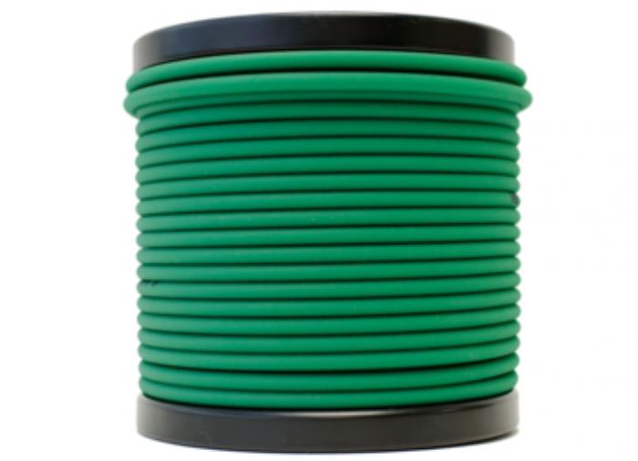 ruffthane round belt green