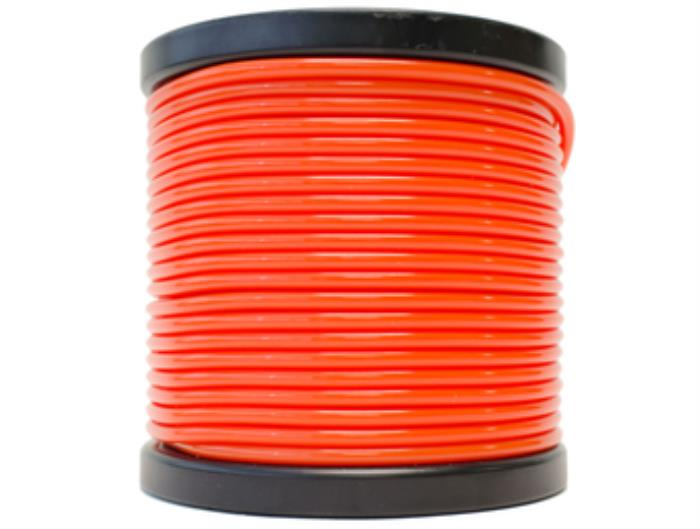 thermoplastic orange round belt