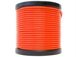 Round Belts Orange 3mm