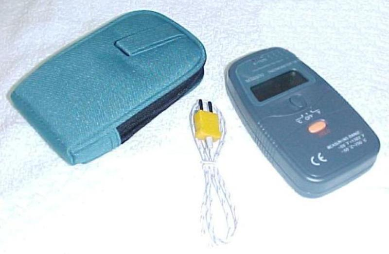 Digital Thermometer Package