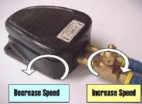 Air Foot Switch   Speeds